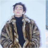 BTS防弹少年团的耶诞礼物接连来袭!V 闪电公开新歌〈Snow Flower〉