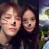 GD與李珠妍戀愛說?YG:只是很多朋友一起出去玩的照片,兩人沒有關係!