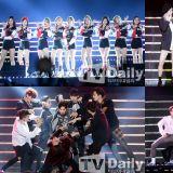 EXO领衔助阵亚洲歌谣庆典 TWICE甜美High翻天