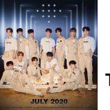 YG新人男團TREASURE最新12人海報公開!預告7月出道