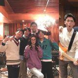 《机智医生生活》中「5人帮」以乐队「美都与Fa La Sol」发行OST!为了剧中表演,他们去年夏天就开始练习!