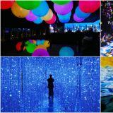 韩国新推景点 避寒好去处——「TEAMLAB WORLD」展览馆!