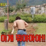 《Running Man》李光洙無辜被扒光~節目上露出結實好身材!