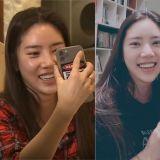 因出演《我独生》引起话题…孙淡妃收到粉丝送的手机壳!开心拍摄认证照后却发现:「嗯?尺寸不合」