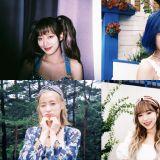 APRIL 將推出特別專輯〈Hello Summer〉 滿滿清涼感撲面而來!