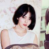 《夫妻的世界》韓素希短髮時期照片:清純甜酷學生妹