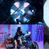Red Velvet 新歌《Queendom》MV开头掉进水沟的耳机!网友:「是不是泰民的,快点还给他」