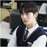 NU'EST黃旼炫《LIVE ON》首挑大樑演出男主角:「偶爾孤獨,但會回報別人對他的愛」