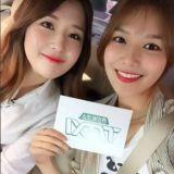 少女时代秀英公开与亲姊姊一同出演《Taxi》认证照