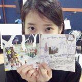 暖心IU為昨日的同志Hyukoh新專輯《23》應援