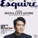 宋承宪登〈Esquire〉封面 备受岁月眷顾的外貌