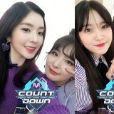 Red Velvet 即將登場 《M! Countdown》公開待機認證照