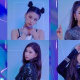 JYP 五人女团 ITZY 公开出道曲预告片 确定 2/12 正式发片出道!