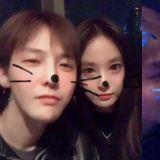 原來他們也是朋友! GD和Afterschool珠妍大玩配音app,親密惹人羡慕!
