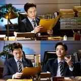 2PM俊昊出演新劇《金科長》劇照公開 變身帥氣檢察官