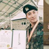 BTOB隊長徐恩光展現「模範士兵」生活,情人節當日被選為特級戰士!