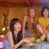 夏日王者 Red Velvet 回归 新专辑横扫海内外排行榜!