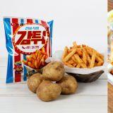 新零食尝鲜! 农心新推出速食店才看得到的辣味薯条
