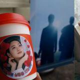 「死鬼CP」孔劉、李棟旭為在拍攝《The King》金高銀送上咖啡車!應援的話還是契約書上的諾言啊!
