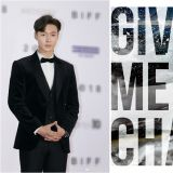 EXO LAY 帥氣現身釜山電影節  新歌《Give Me A Chance》出爐