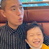 超可愛的小好回來啦~Gary與兒子姜好時隔9個月回歸《超人回來了》!