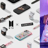 BTS防彈少年團合作款的手機殼&包包&手錶帶要來啦!19日全球同時發售