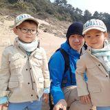 長得越來越像的父子三人:宋一國和大韓民國