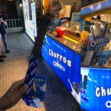 韩国新街头小吃:OREO吉拿棒!