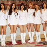 [圖多]CLC雪白現身:2019年希望能與粉絲們更接近
