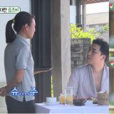 勝利問了服務生:「知道韓國明星嗎?」結果服務生只知道SJ不知道BB,讓他自嘆:「13年白努力了!」