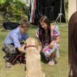 韩媒公开Crush♥Red Velvet Joy约会照!两人一起遛狗散步的背影,看起来好甜蜜!
