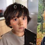 【多图】《寄生上流》小男孩演员近况公开! 清秀眉眼让人大呼「想叫欧巴」