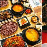 入境隨俗一下,嚐嚐韓國人的家常定食吧!一個人也可以吃唷~
