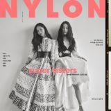 新的一年鄭姐妹依然耀眼 Jessica 與 Krystal〈NYLON〉畫報搶先看!