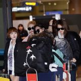 T-ara低調回國遇粉絲展笑顏