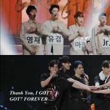 有洋葱!人气男团 GOT7 与公司合约结束前,在IG上传祝贺出道七周年影片