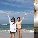 有一种友情叫IU刘寅娜! 好姐妹又一次结伴出游
