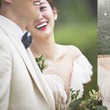 全慧彬去年12月在峇里島舉行婚禮!唯美婚紗照近日公開,滿滿的幸福感♥