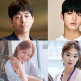 全体演员颜值极高的这部tvN新剧《想停止的瞬间:About Time》新人物剧照公开!