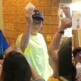 Running Man FM後在401餐廳聚餐,劉在錫請客引發全場高呼!