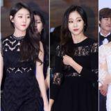 【OUTFIT】金賽綸&徐智秀&尹普美&曹璐出席「2016 MBC演藝大賞」