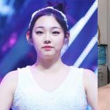 女爱豆为了瘦对自己有多狠?gu9udan康美娜减掉13kg全靠它!