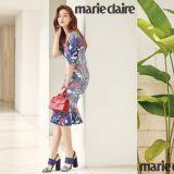 吴涟序《marie claire》5月号画报公开 墨镜+露背洋装夏日Fashion完成