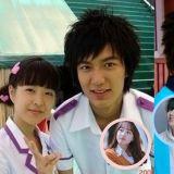 李敏镐&朴宝英迎出道15周年!两人在2006年以韩剧《秘密的校园》正式出道,当时真的好青涩啊!