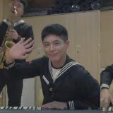 【有片】朴寶劍出演海軍儀仗隊宣傳影片:彈琴不忘展露迷人笑容