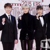 2015KBS歌謠大慶典紅毯儀式:SHINee、INFINITE、B1A4拼人氣