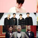 YG冷冻库大解冻?最近每个月都有两组艺人回归呢!