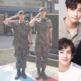 2PM 大哥們放假啦!玉澤演、Jun.k 休假認證照滿臉燦笑