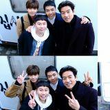 李升基、李相仑、陆星材、杨世亨出演SBS新综艺《家师父一体》提前在31日首播