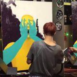 作為畫家出道的WINNER宋旻浩的作畫實力!